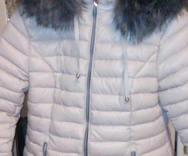Куртка женская зимняя. Фото 2. Мичуринск.