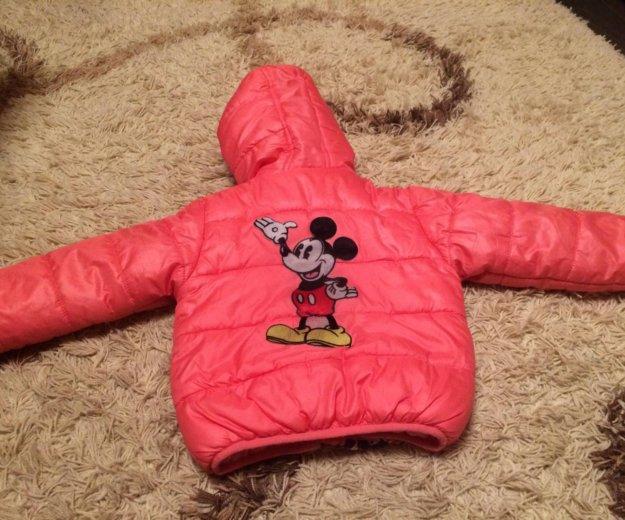 Детская куртка+жилетка. Фото 2.