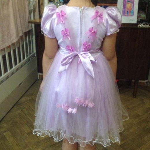 Платье на девочку. Фото 2. Москва.