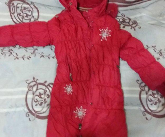 Пальто зимнее kiko. Фото 2. Калининград.
