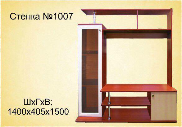 Стенка для гостиной и зала. Фото 1. Омск.