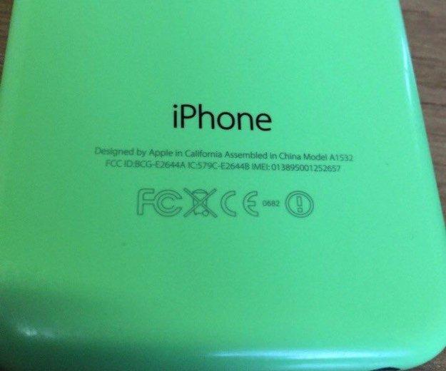 Iphone 5c. Фото 2. Чапаевск.