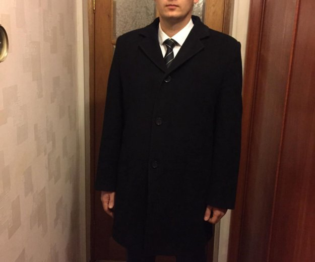 "Мужское пальто марки ""caravan"". Фото 1. Москва."