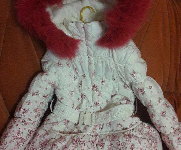 Зимний костюм на девочку. Фото 3. Воронеж.