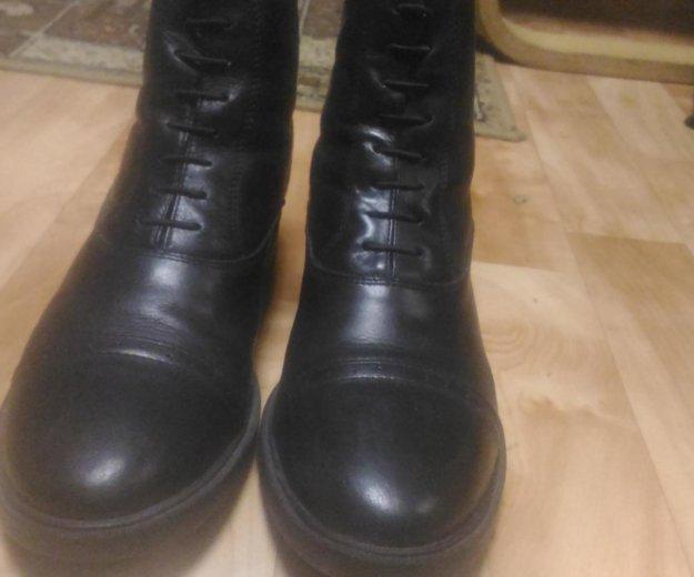 Ботинки для верховой езды. Фото 3. Москва.