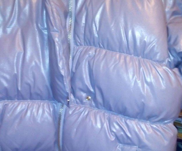 Куртка-пуховик натуральный. Фото 2.