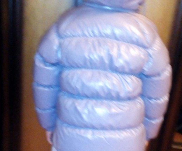 Куртка-пуховик натуральный. Фото 4.