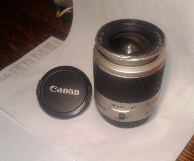 Canon zoom lens ef 28-90mm 1:4-5:6. Фото 1. Димитровград.
