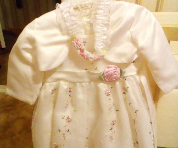 Платье нарядное(с повязкой и балеро). Фото 2. Киров.