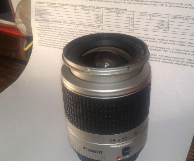 Canon zoom lens ef 28-90mm 1:4-5:6. Фото 3. Димитровград.