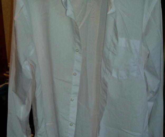Белая рубашка. Фото 1. Иваново.