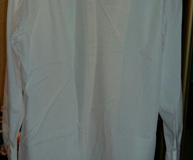 Белая рубашка. Фото 2. Иваново.