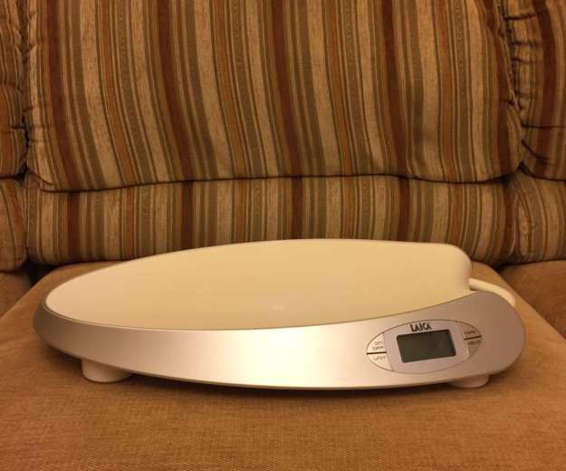 Весы детские электронные. Фото 1.