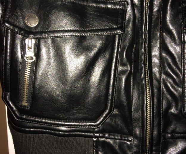 Кожаный жилет. Фото 2. Львовский.