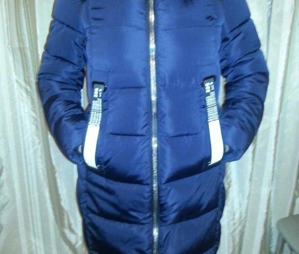 Новая зимняя куртка. Фото 1. Сергиев Посад.