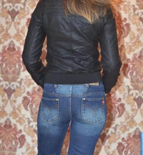 Курточка кожзам. Фото 2. Краснодар.