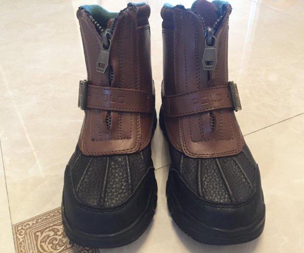 Ralph lauren ботинки оригинал. Фото 2. Москва.