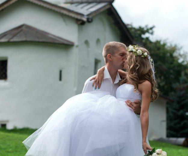 Белоснежное платье. Фото 2. Рязань.