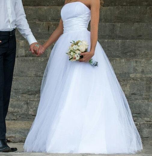 Белоснежное платье. Фото 3. Рязань.