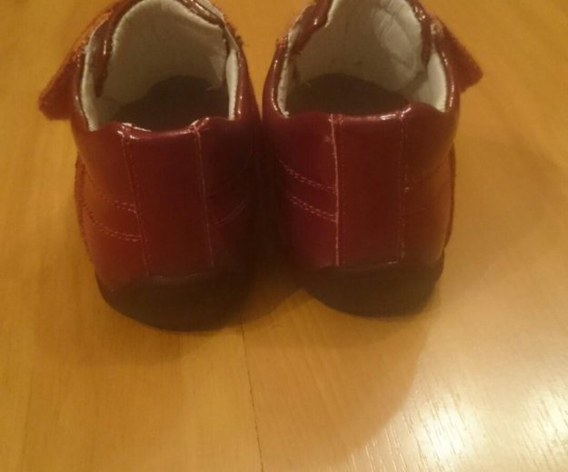 Детские осенние ботиночки. Фото 2. Москва.