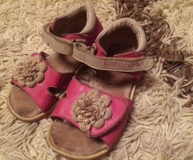 Детские сандали. Фото 1. Волгоград.