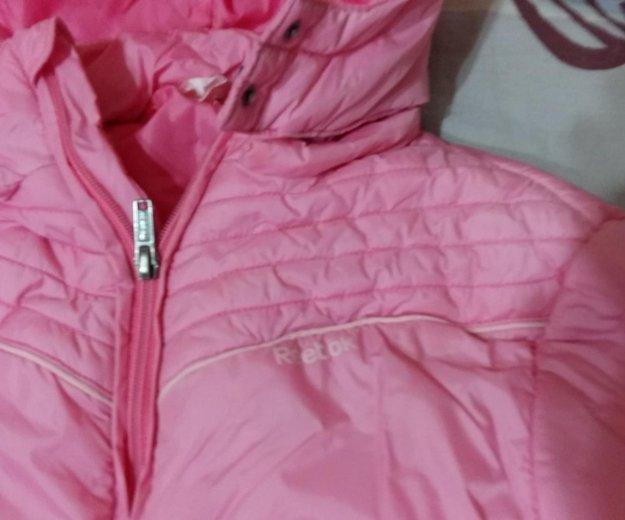 Куртка reebok. Фото 1. Калининград.