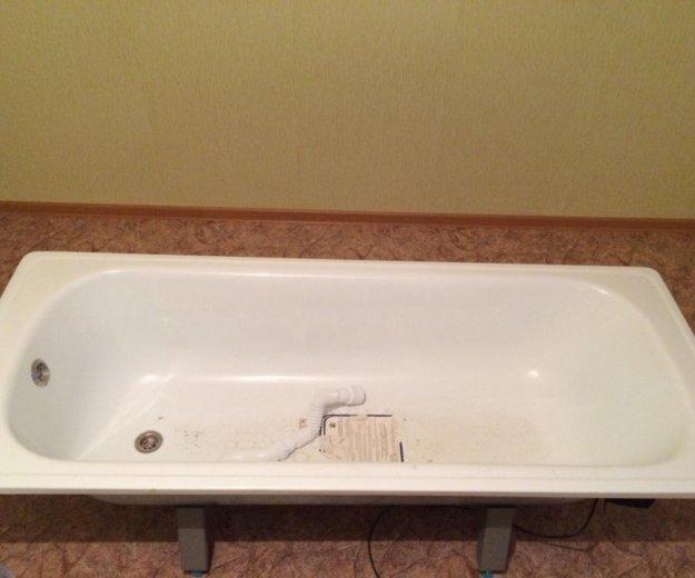 Продам (новые) стальную ванну, раковину. Фото 2.