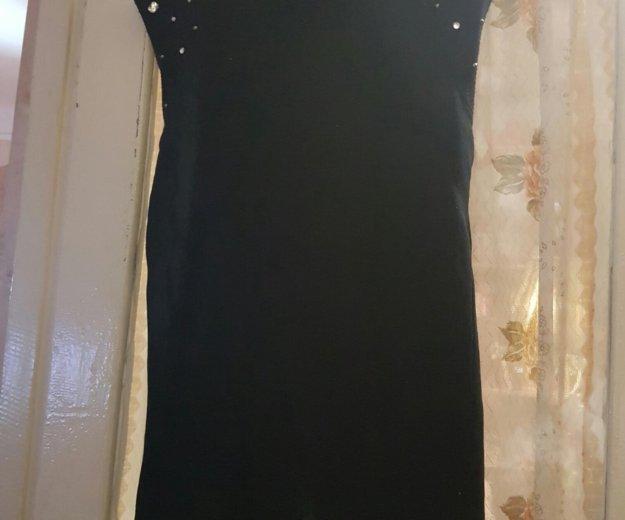 Черное платье/туника. Фото 1. Владикавказ.