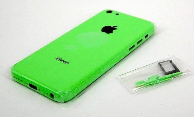 Корпус iphone 5c зеленый. Фото 1. Жуковский.