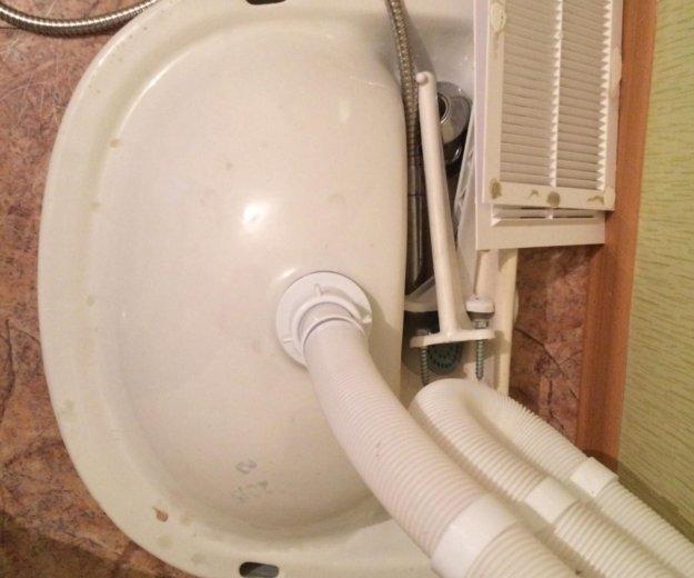 Продам (новые) стальную ванну, раковину. Фото 4.