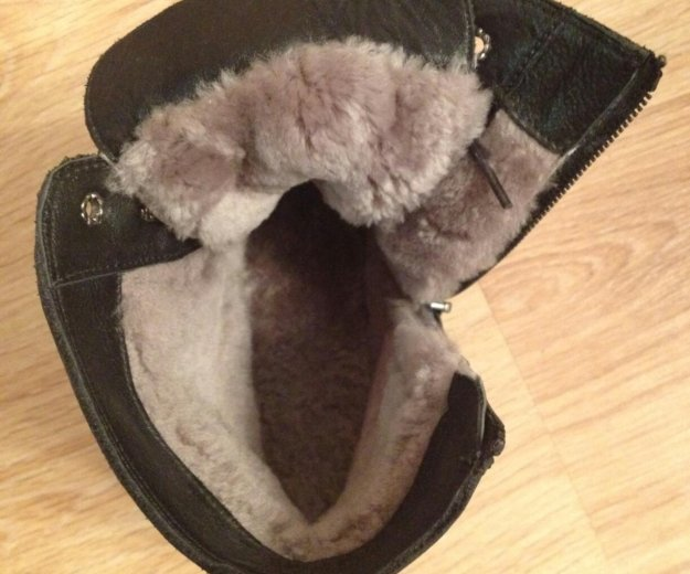 Зимние ботинки damlax. Фото 2.