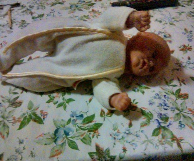 Кукла подвижная. Фото 2.