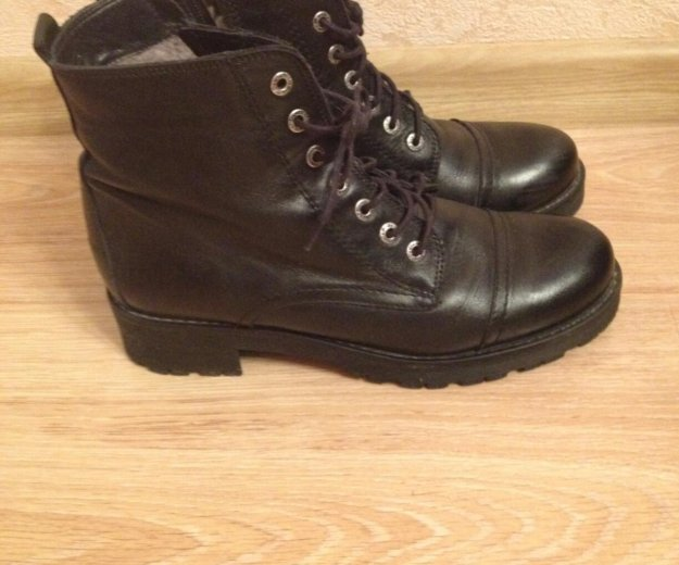 Зимние ботинки damlax. Фото 1.