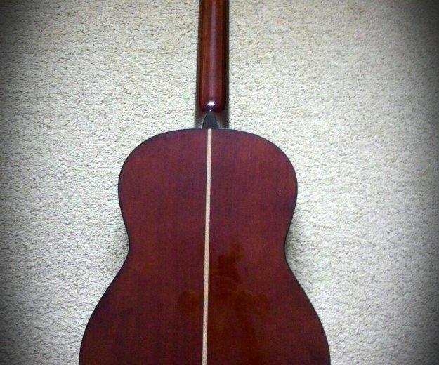Классическая гитара hohner hc-06. Фото 3.