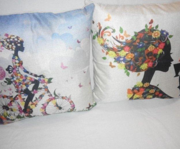 Декоративные подушки. Фото 2. Иваново.