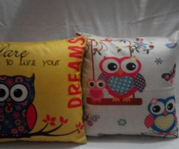 Декоративные подушки. Фото 3. Иваново.