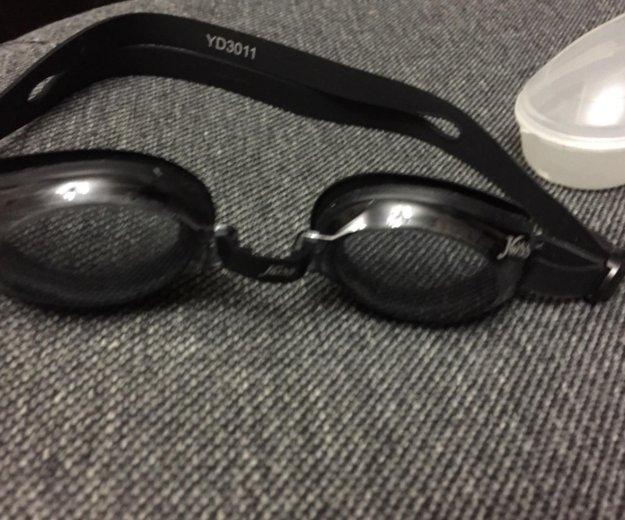 Очки для плавания. Фото 4.