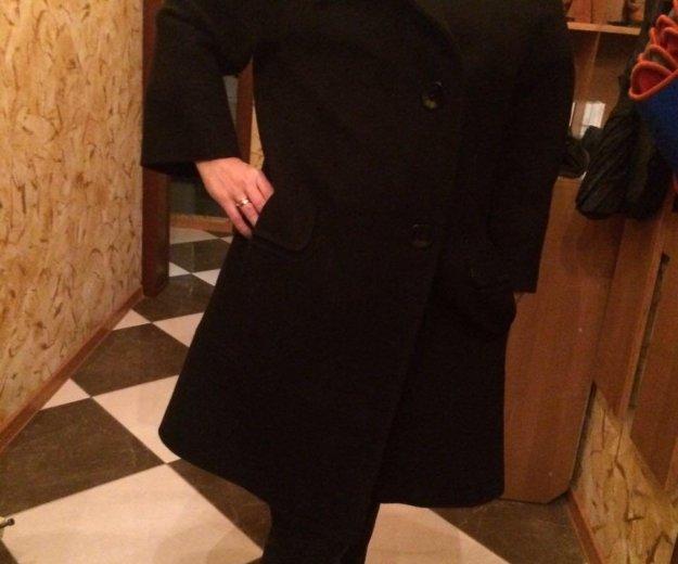Кашемировое пальто. Фото 1. Москва.