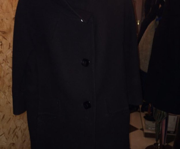Кашемировое пальто. Фото 3. Москва.