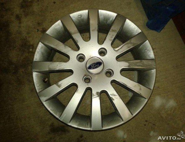 Ford fusion  диск литой r 15. Фото 1. Сыктывкар.