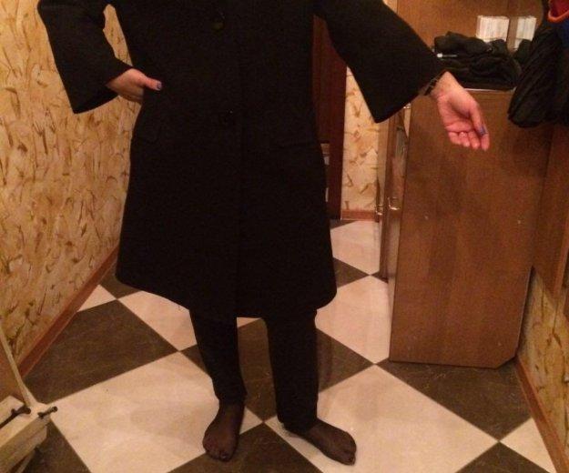 Кашемировое пальто. Фото 2. Москва.