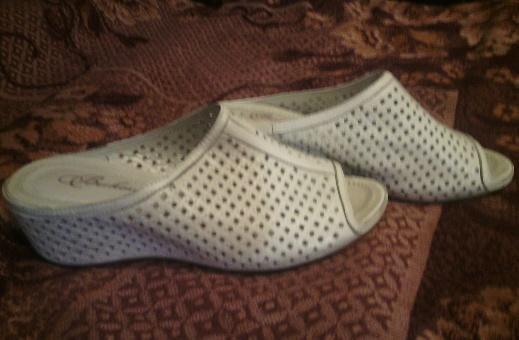 Летние туфли. Фото 1.