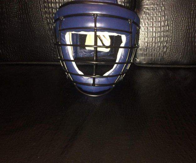 Продаётся шлем с защитной сеткой рейспорт ш44к. Фото 1. Новый Кяхулай.