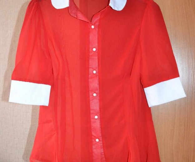 Новая блузка. Фото 1. Калуга.