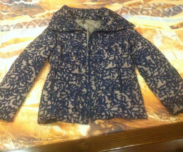 Осенняя куртка(пятнистая). Фото 1. Нижний Новгород.
