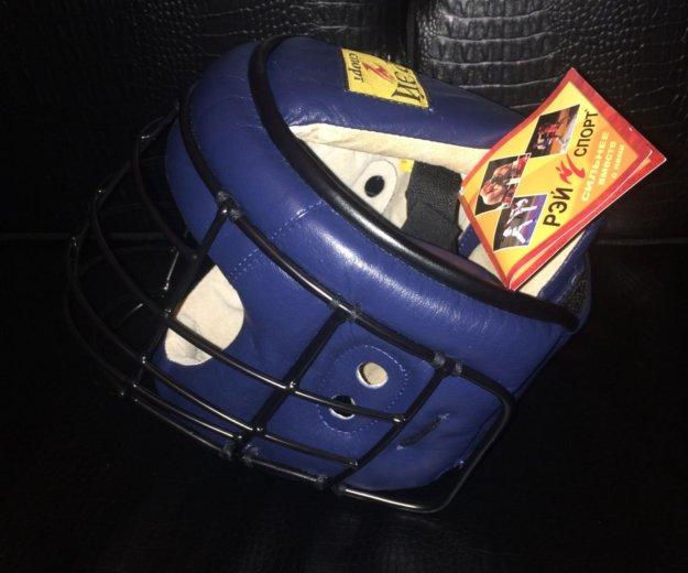 Продаётся шлем с защитной сеткой рейспорт ш44к. Фото 2. Новый Кяхулай.