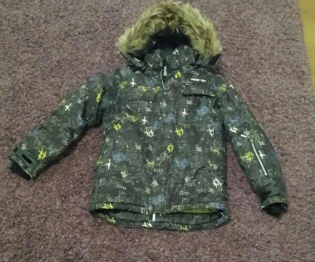 Полукомбинезон с курткой. Фото 3.