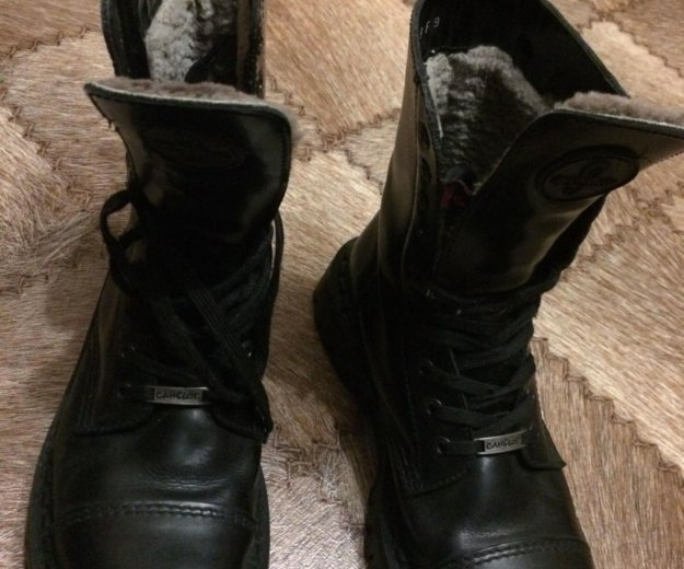 Зимние ботинки camelot original. Фото 1.
