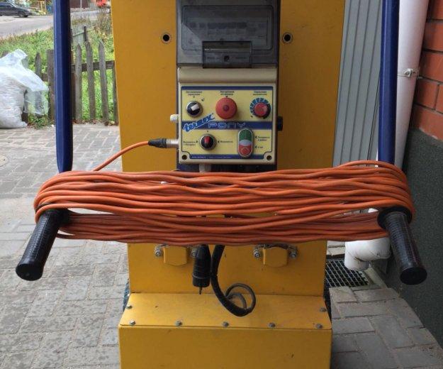 Оборудование для задувки эковаты (termex pony). Фото 2. Тверь.