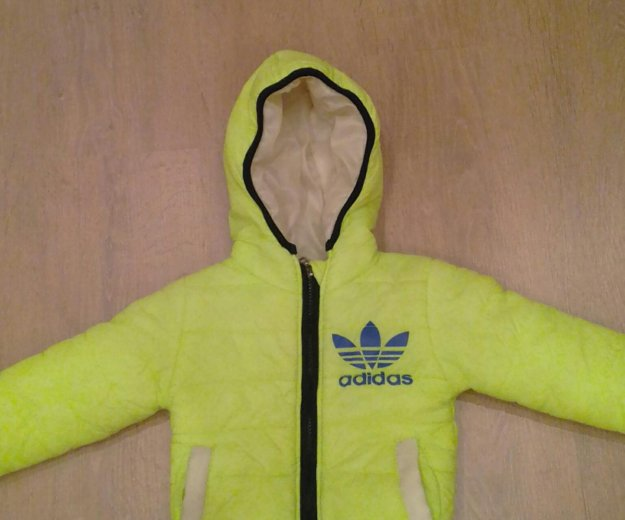 Куртка на 2-3 года. Фото 1. Зеленоград.